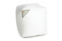 Cube sparkling white
