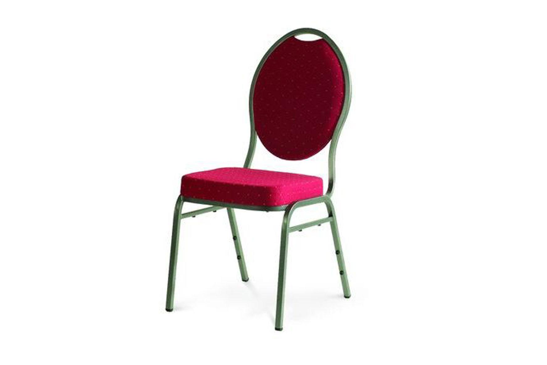 Cd2 stapelstoel rood